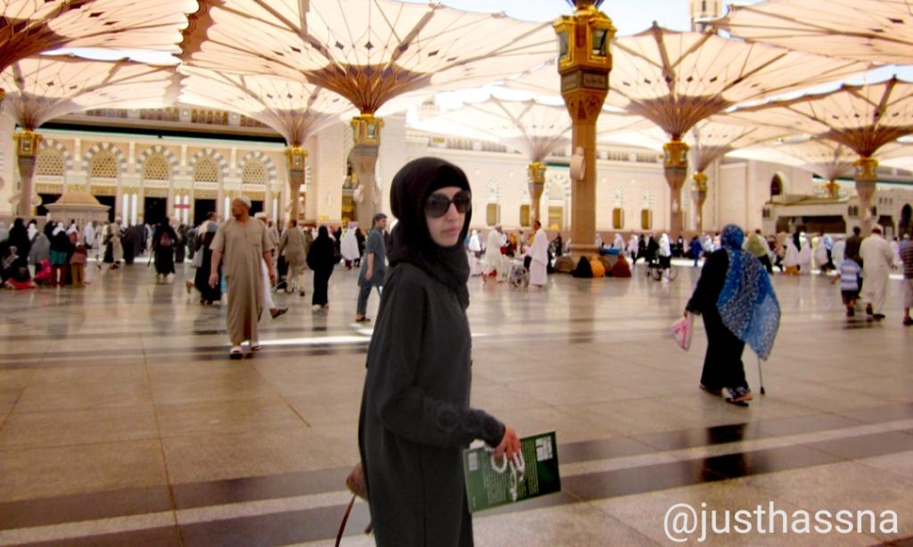 justhassna Mekkah